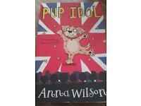 Pup idol book