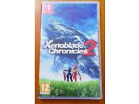 Xenoblade Chronicles 2 - Nintendo Switch Video Game - Amazing RPG Adventure - Like New
