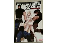 Marvel Astonishing X-Men : Xenogenesis (#1-#5 collected in one book, mint condition)