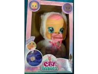 Cry babies doll Coney , Brand new