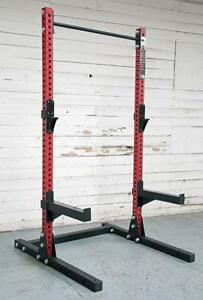"""eSPORT IRON BULL 250 ½ Rack, Cross Fit, 3"""" x 3"""" (11 Gauge) Not Available in Retail stores"""