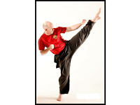 Get fit, tone up while learning to defend yourself with martial arts. Kung Fu and Kickboxing