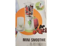 Mini Smoothie Maker & Grinder - New in box