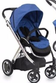 Fantastic Oyster Travel System with Car Seat