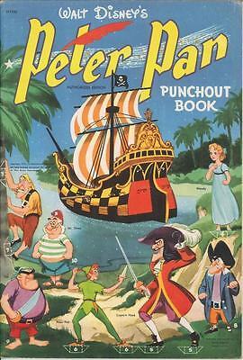 VINTAGE UNCUT 1953 PETER PAN PAPER DOLLS ~HD LASER REPRODUCTION~LO PRICE~HI QU