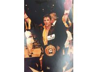 FORMER WORLD CHAMPION BOXING TRAINER! **SPECIAL OFFER**