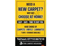 Carpet weavers