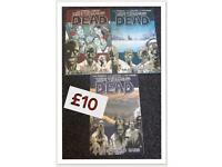 Walking dead volumes 1,2 & 3 £10 Magherafelt