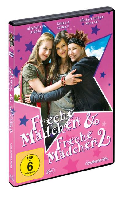Freche Mädchen 1 & 2 - DVD - *NEU*