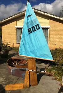 Sabot 'project' sailing dinghy Ballarat Central Ballarat City Preview