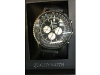 Mens Breitling Watches new heavy and automatic