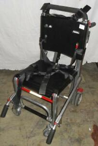 FERNO 59-T 59T EZ GLIDE EVACUATION STAIR CHAIR 500LB w/ options