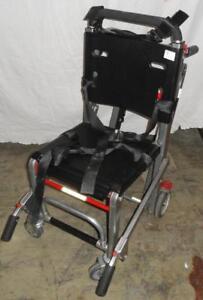 FERNO 59-T 59T EZ GLIDE EVACUATION STAIR CHAIR 500LB w/ options