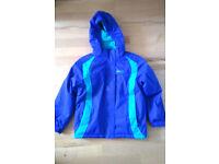 Girl's jacket Mountain Wearhouse size 7-8
