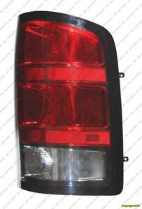 Tail Light Passenger Side Denali High Quality GMC Sierra 2007-2010