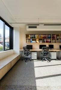 New co-working office space in Surry Hills