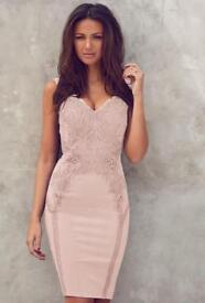 Michelle Keegan Lipsy Dress