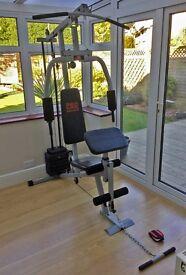Pro-Power Multi-Gym