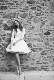 Wedding Dress: Delphine Manivet, The Alexis, Size 6 (34)