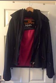 Superdry women's jacket - large