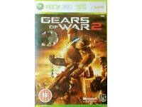 Gears of war 2 for Xbox 360 (used)