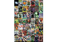 DC comics large poster. Never unwrapped.
