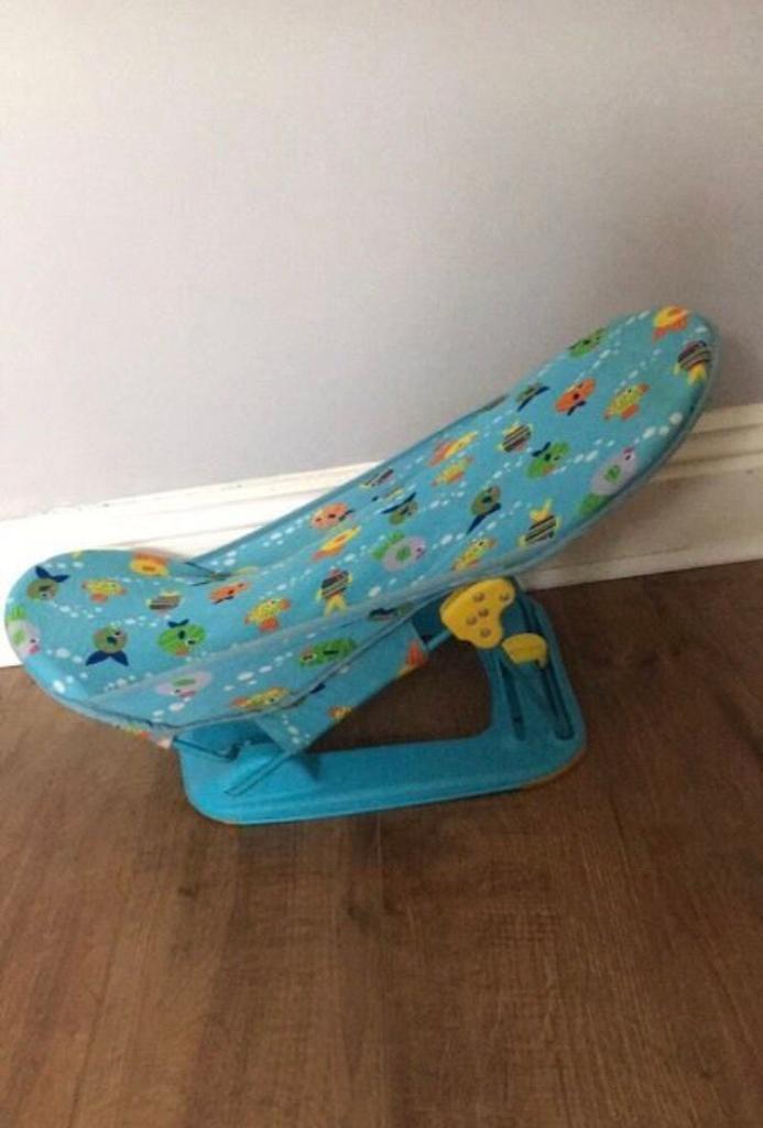 Children's bath seat