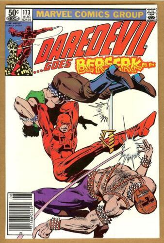 Daredevil #173 NM- Frank Miller