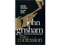 FOR SALE - ' THE CONFESSION ' BY JOHN GRISHAM - HARBACK IN EXCELLENT CONDITION