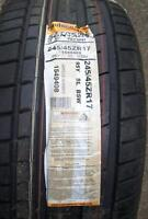 Continental Extreme Contact DW tire 245/45/17