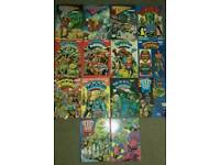 2000AD Annual 1978 to 1991