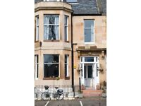 Huge townhouse in bruntsfield - 9 dble bdrms, 7 bthrms, lounge. kitchen HMO suit big group students