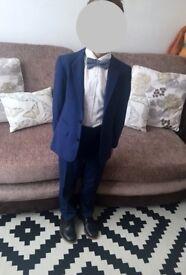 Next Boys Suit With Shoes size 1