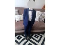 Next Boys Suit With Shoes size 1