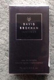 David Beckham Instinct 75ml eau de toilette spray