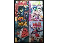 4 Assorted 'The Mask' Comics