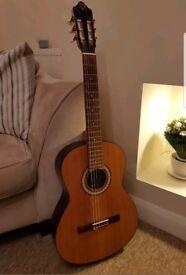 Very Rare Antigua Casa Nunez Acoustic Guitar No. 63616