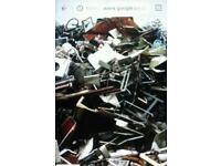 Free collection of your unwanted scrap