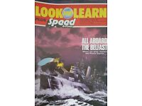 Vintage 1970's 'Look and Learn' magazine Edition Number 837