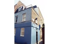 Kennington. SE11. 1-2 bedroom Maisonette with lots of light on 2 floors. Near tube, quiet street.
