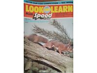 Vintage 1970's 'Look and Learn' magazine Edition Number 827