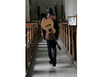 ACOUSTIC GUITARIST (Available for Paid Work Only)