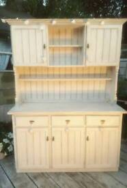 Welsh dresser in French Country Farmhouse style