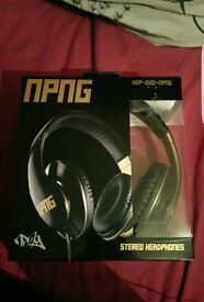 NPNG headphones