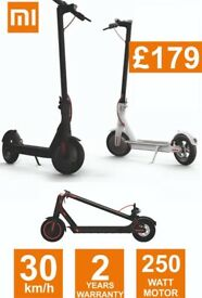 mi Xiaomi M365 escooter only £179 limited stock, order online scooter bicycle