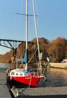H.O. 28 Steel Sailboat - Priced to Sell!