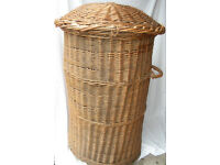 Edwardian Laundry Basket