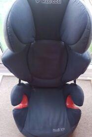 Maxi-Cosi Rodi Air Protect Group 2/3 Car Seat, Black and Grey