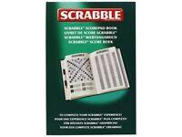 Scrabble Score Pad book deluxe - Brand NEW