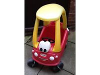 LITTLE TIKES CAR RIDE ON TOY